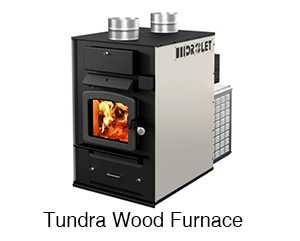 Tundra Wood Furnace