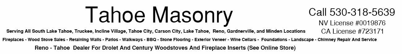 Tahoe Masonry
